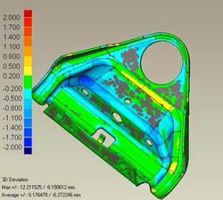 BMS Design Ltd Reverse Engineering 3D Sc