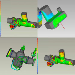 pipeline repair survey 3d scan bms design ltd