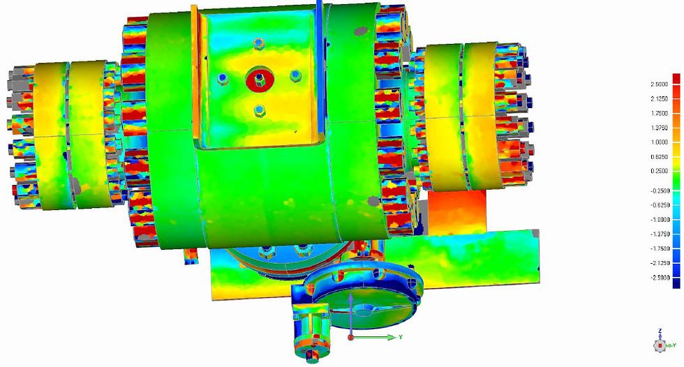 bms design lt 3d scanning geomagic cad d