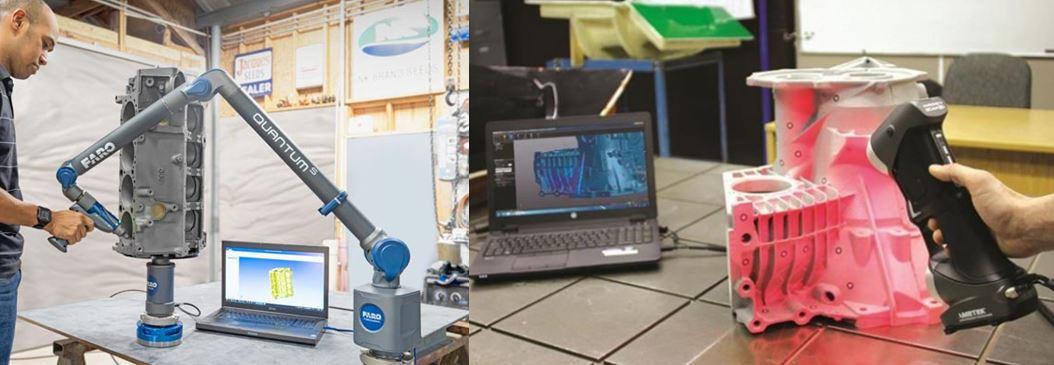 3d scanning bms desing ltd manchester ca