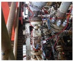 pipe line manifold repair survey 3d scan bms design ltd