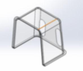 BMS Design Ltd Aerosol Box Perspex NHS M