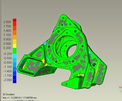 BMS Design Ltd Reverse Engineering 3D Sc