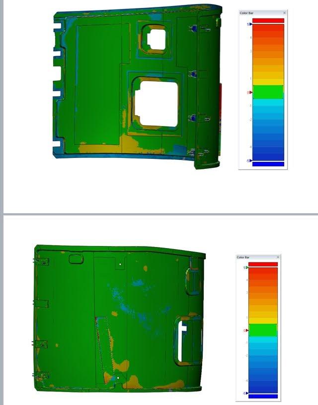 aerospace wing 3d scan bms design ltd