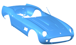 Ferrari BMS Desing 3D Scanning Classis c