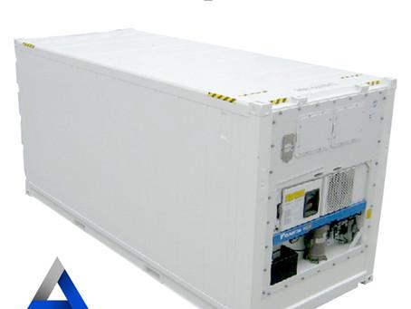 Contêiner Refrigerado (Reefer)