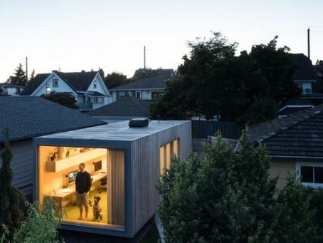 Container escritório home office: como tornar o espaço aconchegante