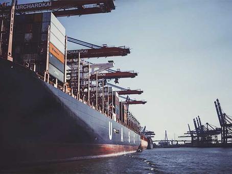 Pandemia reduz em 8% corrente de comércio exterior do Brasil, segundo levantamento da CNI