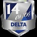 selo 14 anos delta terminais.png