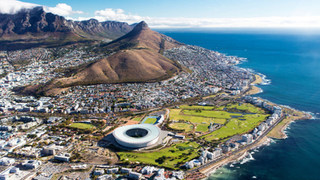 South Africa is a country on the southernmost tip of the African continent, marked by several distinct ecosystems.