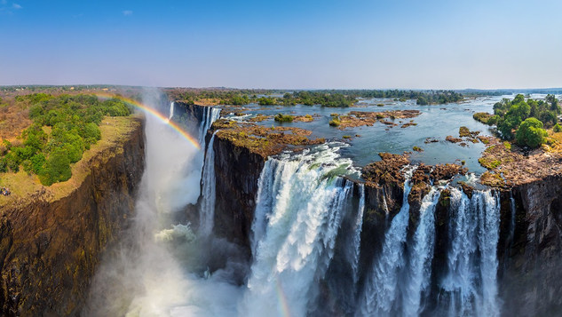 Zimbabwe is a landlocked country in southern Africa known for its dramatic landscape and diverse wildlife, much of it within parks, reserves and safari areas.