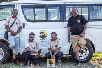 We offer safari packages, hotel bookings, air ticketing and transport in East Africa.Our guides are fluent in English, Spanish and French.
