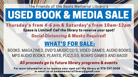 Wide Used Book & Media Sale 11.10.20.png