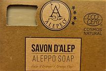 Alepeo Cosmos Ecocert Aleppo Seife_Orang