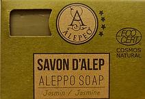 Alepeo Cosmos Ecocert Aleppo Seife_Jasmi