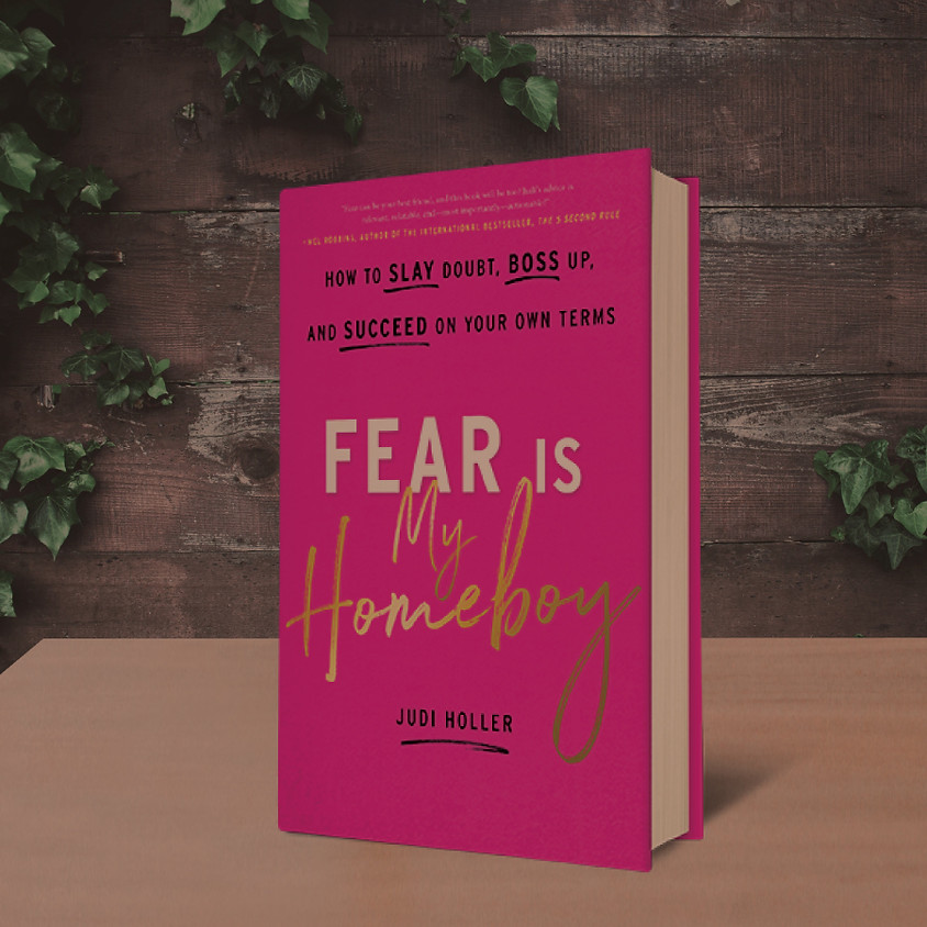 Book Club: Fear is My Homeboy