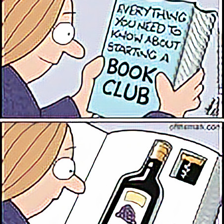 Book Club - South Chapter