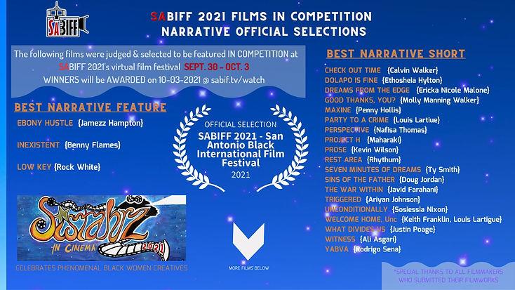 SABIFF 2021 Winners pg.1 of 2