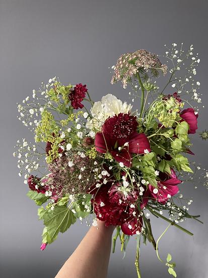 Local Fresh Seasonal British Bouquet