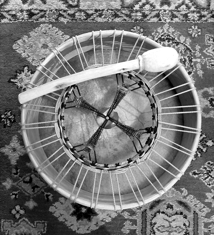 Cercle de méditation au son du tambour