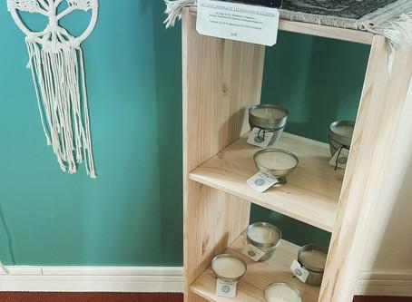 Les bougies artisanales et naturelles de l'atelier
