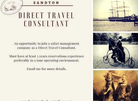 Direct Travel Consultant