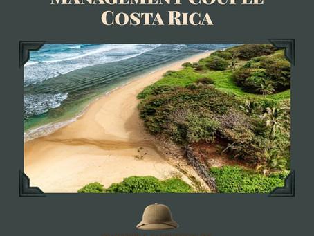Private Estate Management Couple - Costa Rica