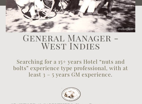 Boutique Hotel General Manager