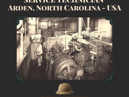 Senior HVAC Service Technician - Arden, NC