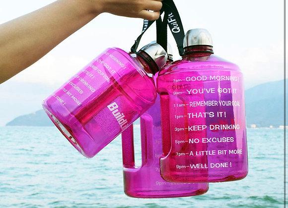 Drink up (Gallon motivation)