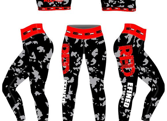Black Cheetah Set