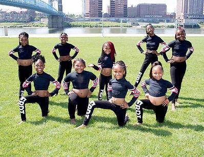 Fiercely Redeined Dance Team
