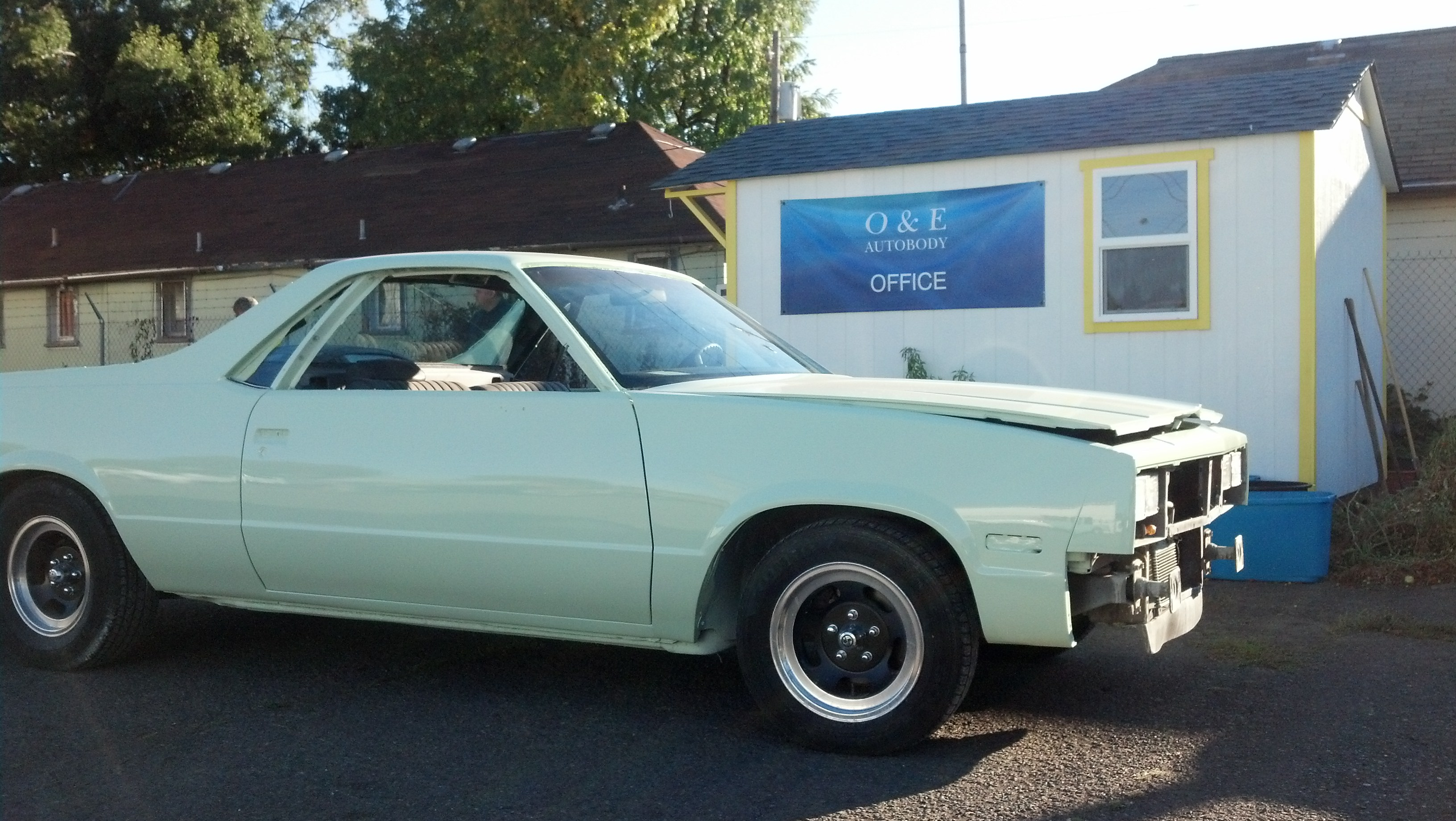 El Camino in Springfield, Oregon