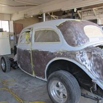 Ford Restoration