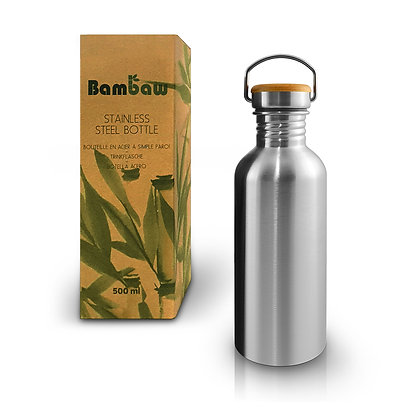 sustainable eco friendly drinks bottle