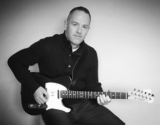 Paul Everett Musician and Guitar Instructor Simcoe County, ON Professional Guitarist for Hire
