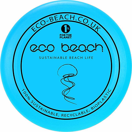 sustainable recyclable bioplastic eco friendly frisbee