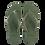 Thumbnail: Men's Natural Rubber Flip Flops - Two-tone
