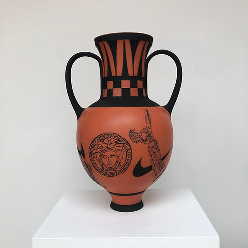 The Fall: Appropriated Amphora