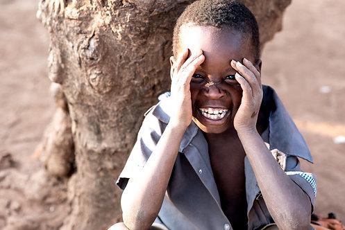 Light of the World: Malawi Volume - Acrylic Framed