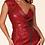 Thumbnail: Red Zipper Skirt