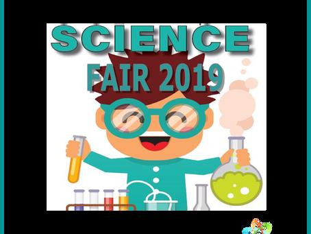 SCIENCE FAIR 2019 Primaria Mayor.