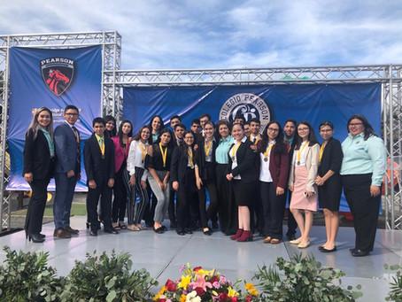 Excelente participación de nuestros Alumnos de Secundaria en el INDIA´S INTERNATIONAL MOVEMENT TO UN