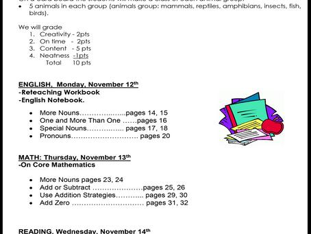 Guías de Estudio Noviembre