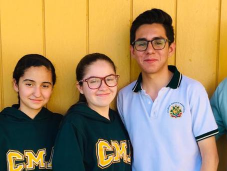 Alumnos de Secundaria Obtienen Medalla de Plata en Superliga de Matemáticas de Preparatoria Xochical