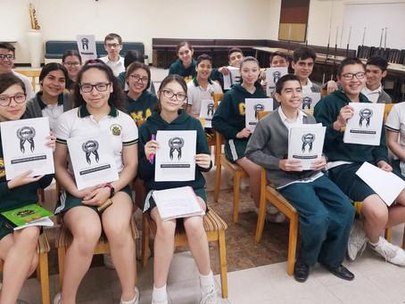 Alumnos de CMA Secundaria participarán en importante evento INDIA´S INTERNATIONAL MOVEMENT TO UNITE