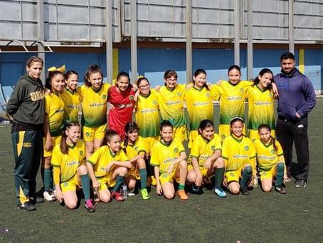Excelente desempeño del Equipo de Fútbol Femenil en el Estatal de Interprimarias.