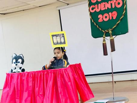 Cuenta Cuentos Preescolar 2019.