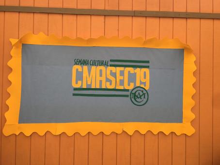 Semana Cultural Secundaria CMA.