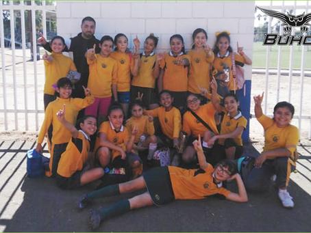 Gana Equipo de Fútbol Femenil en Torneo Interprimarias